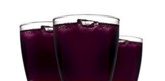 Suco de Uva com Gengibre