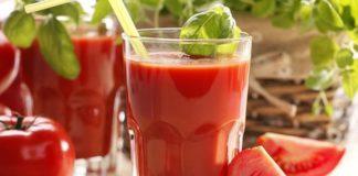 suco de tomate detox
