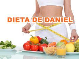 Dieta de Daniel