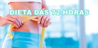 Dieta das 72 horas