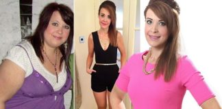 Hazel Dyson emagrecer 80 kg