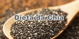 Dieta da Chia